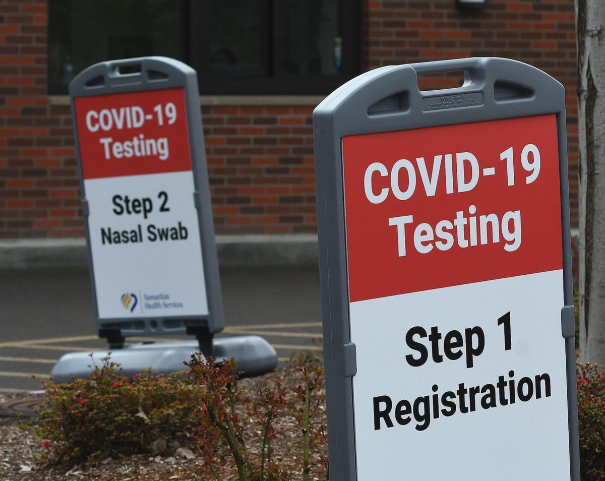 STOCK PIX COVID-19 Testing08