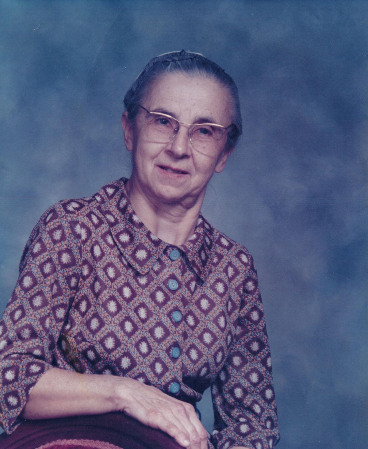 Lorene Elizabeth Neuschwander