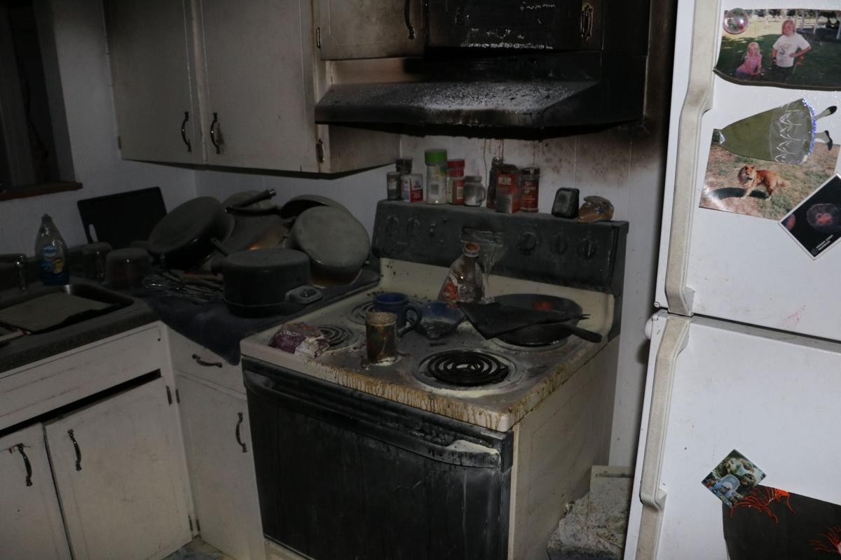 Fire damages kitchen in Lebanon home