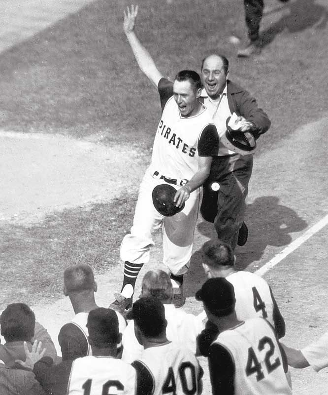 Thursday Top 7: World Series moments