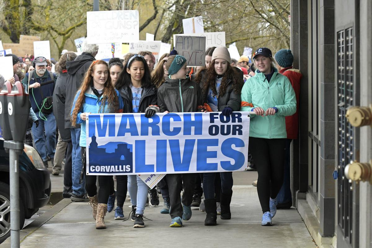 GT 2018 No. 5 March for Our Lives 01 print