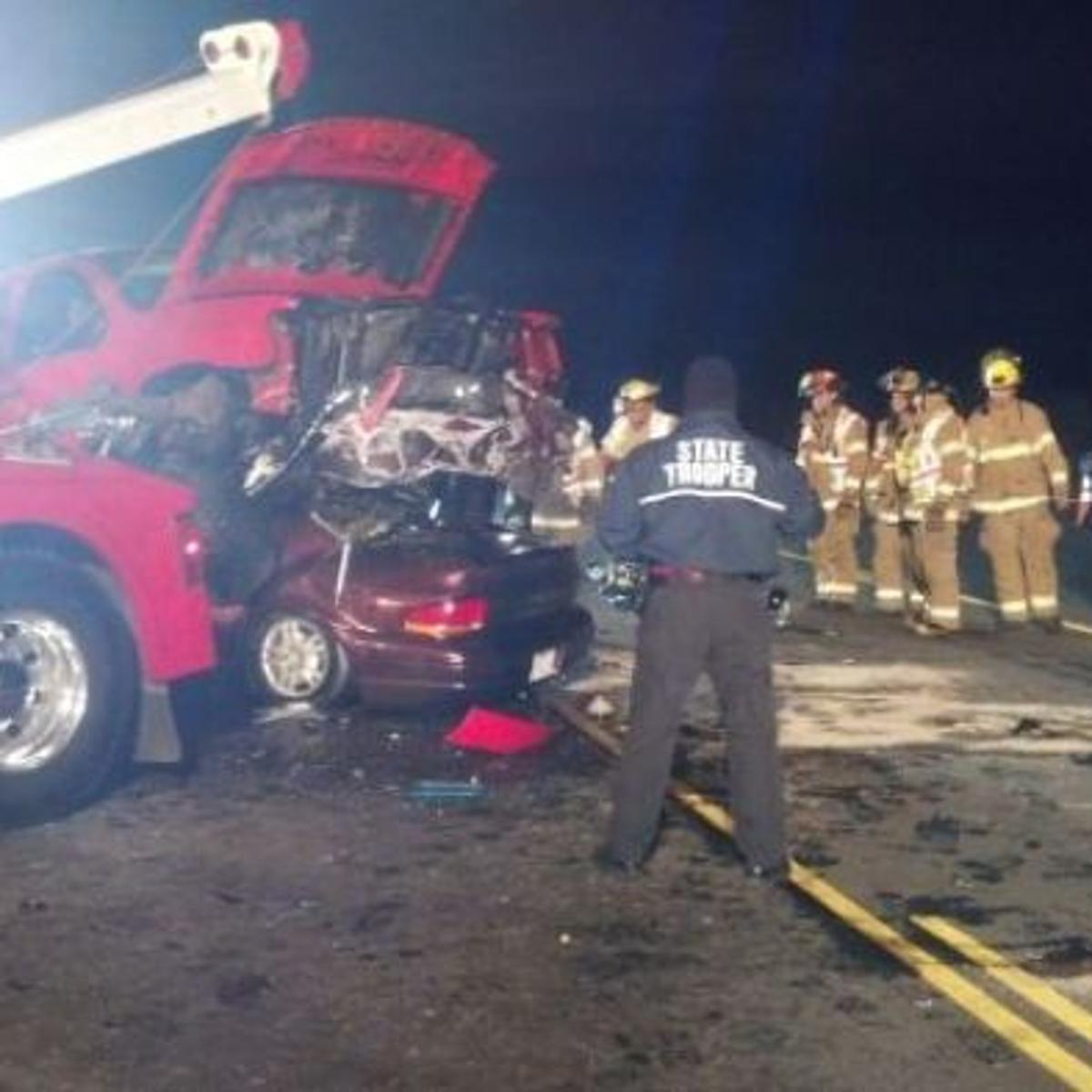 Hwy 20 Accident Today