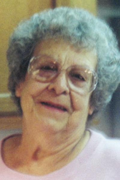 Dorothy May Hearrell