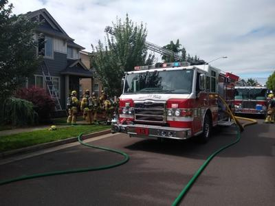 North Albany House Fire