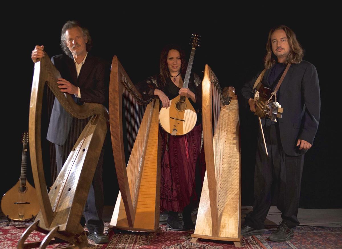 Legends of Celtic Harp