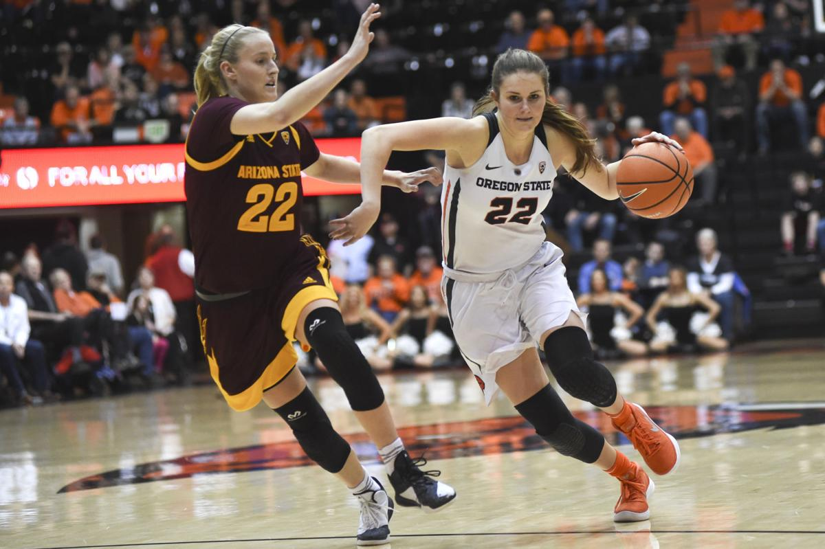 Oregon State vs. Arizona State Women's Basketball