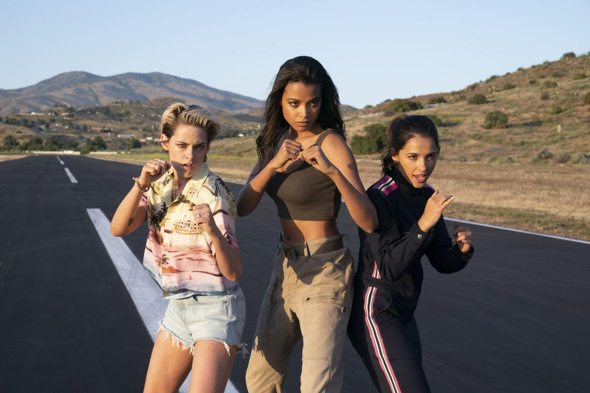Film Review-Charlie's Angels