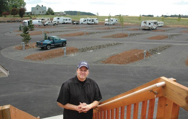 RV park targets overnighters