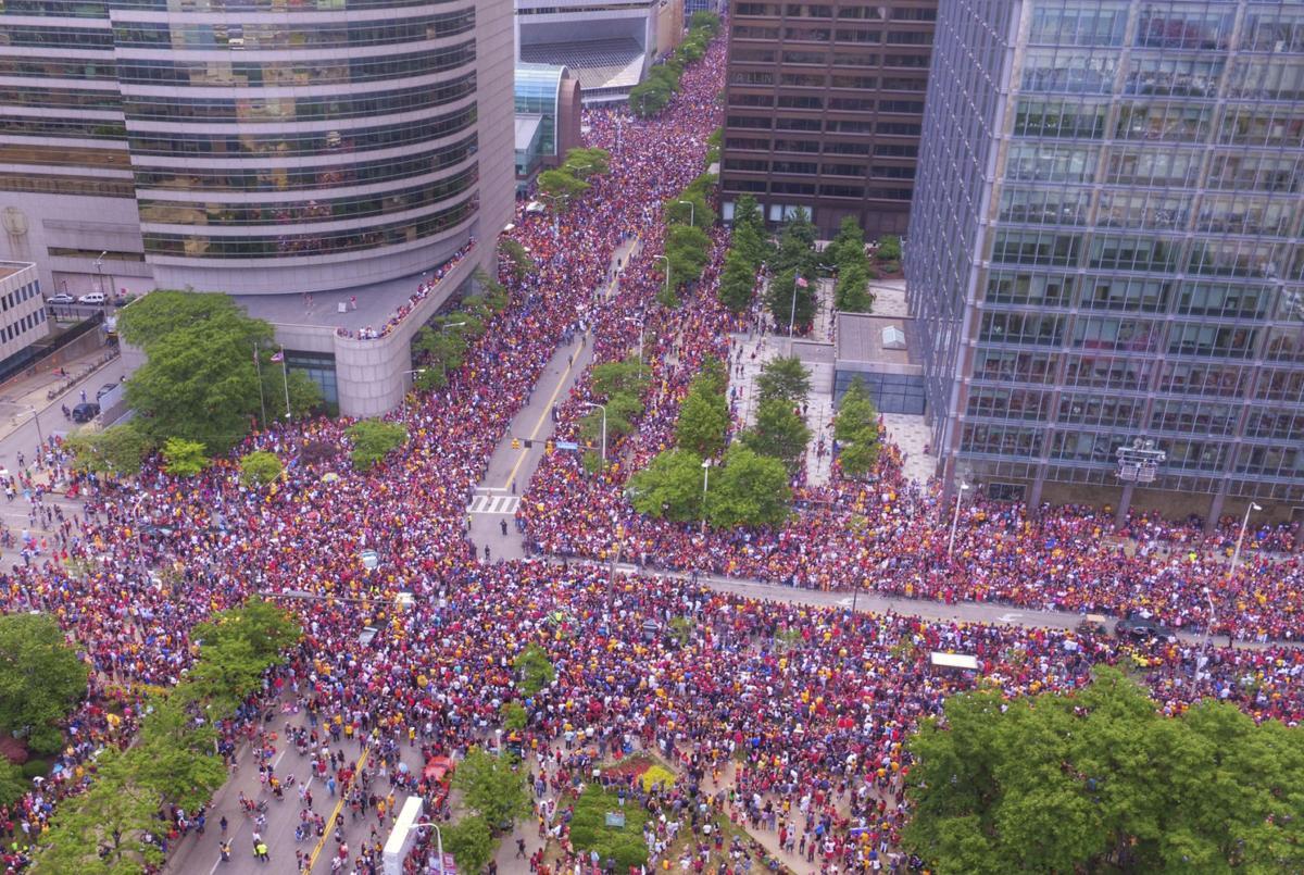 Not Real News Trump rally