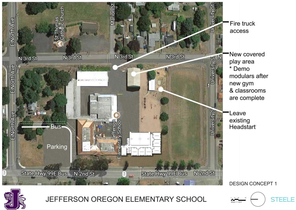 Elementary School Design Concept 1