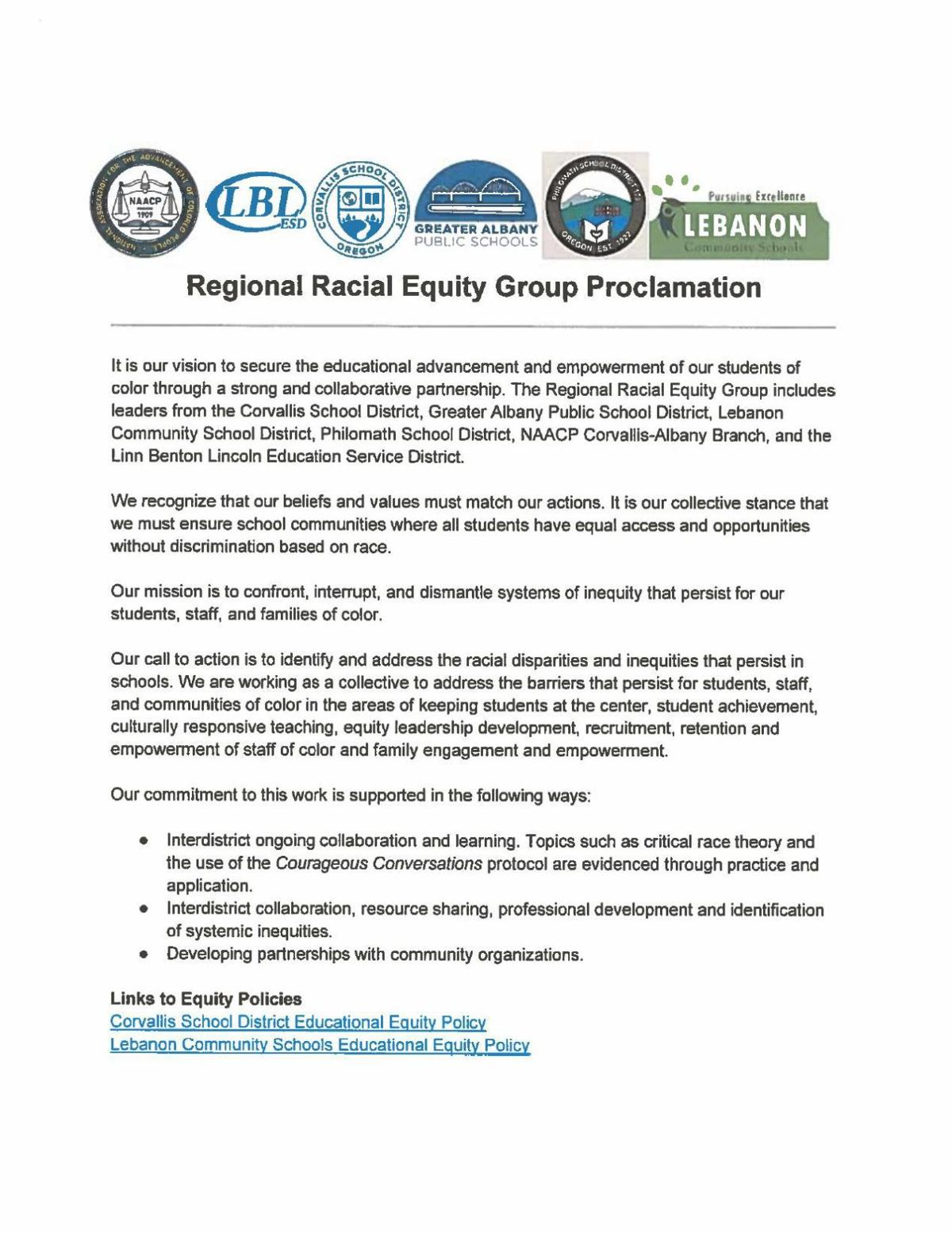 Signed Regional Racial Equity Group Proclamation.pdf