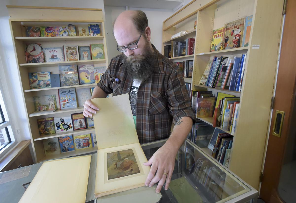 Book Bin Rare Book Room 01