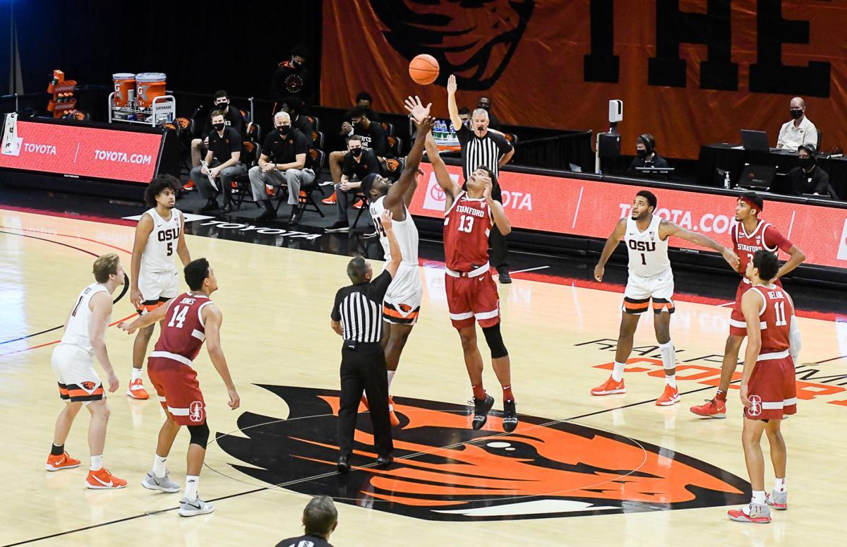 Oregon State men's basketball