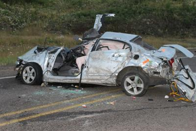 Alcohol, excessive speed suspected factors in fatal crash