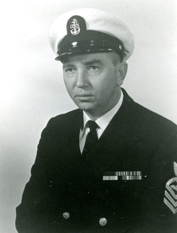 """William """"Bill"""" Ernest Moody"""
