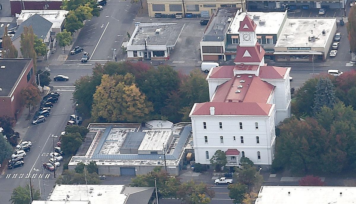 Benton County Jail levy 5-5-21