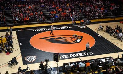 OSU Stock PIX: Oregon State wrestling
