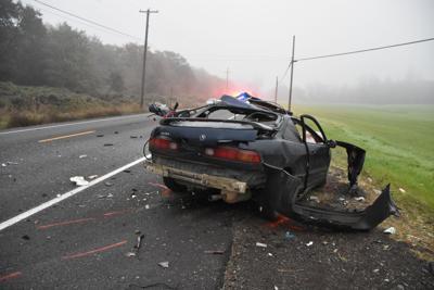 highway 20 wreck hyak