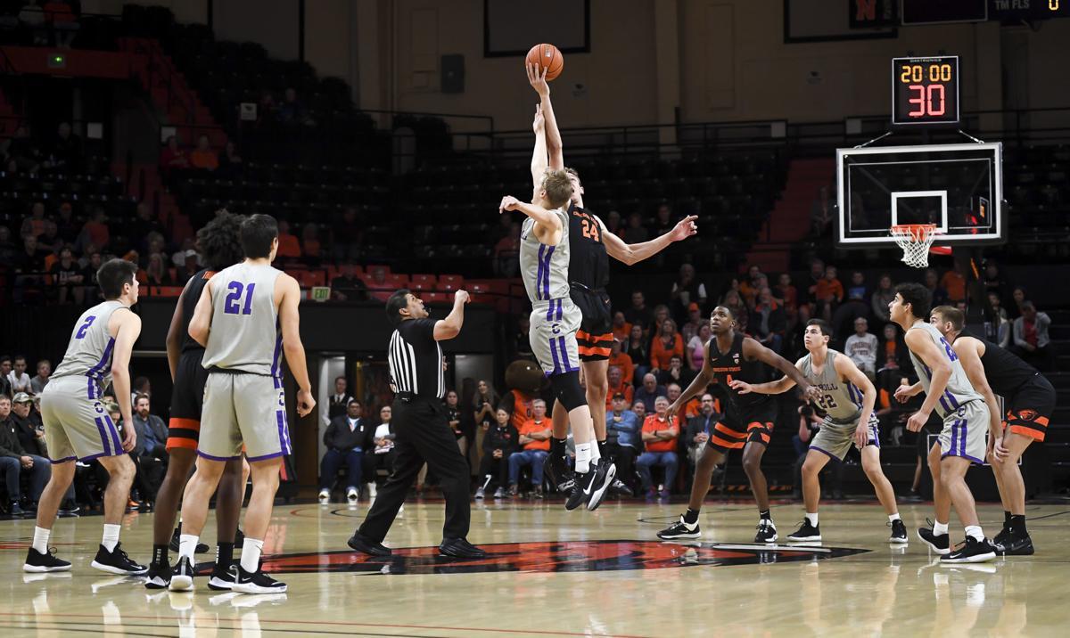 Gallery: OSU vs Carroll Men's Basketball 01