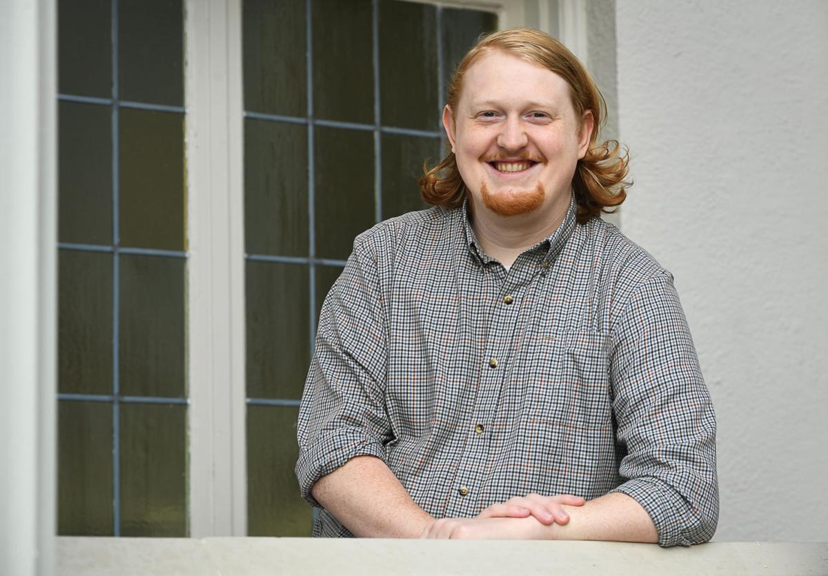 New Corvallis councilor Gabe Shepherd