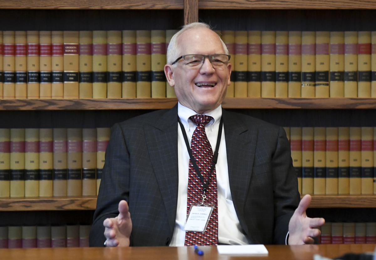 A life in the law: Retiring Benton County Judge David