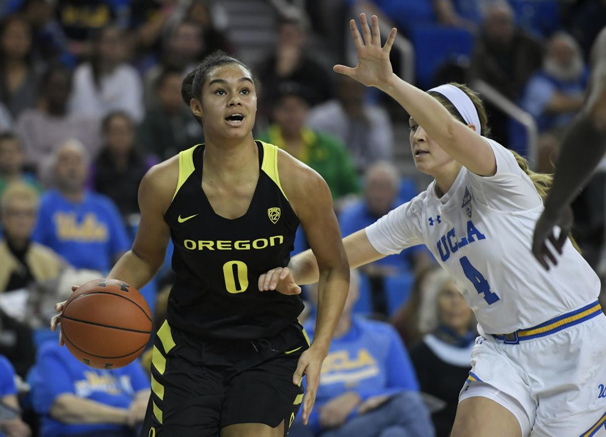 Arizona Oregon Basketball