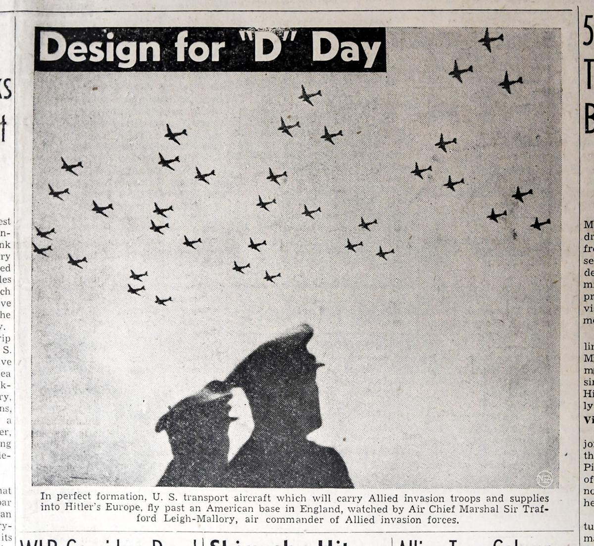 Gallery: D-Day Ads