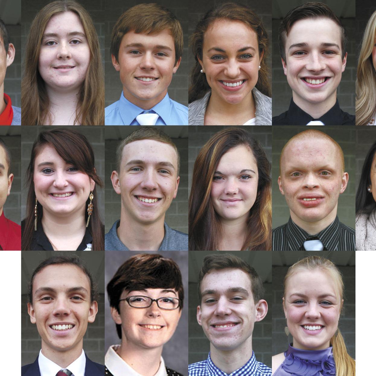 Meet the 2014 Junior First Citizen nominees | Local
