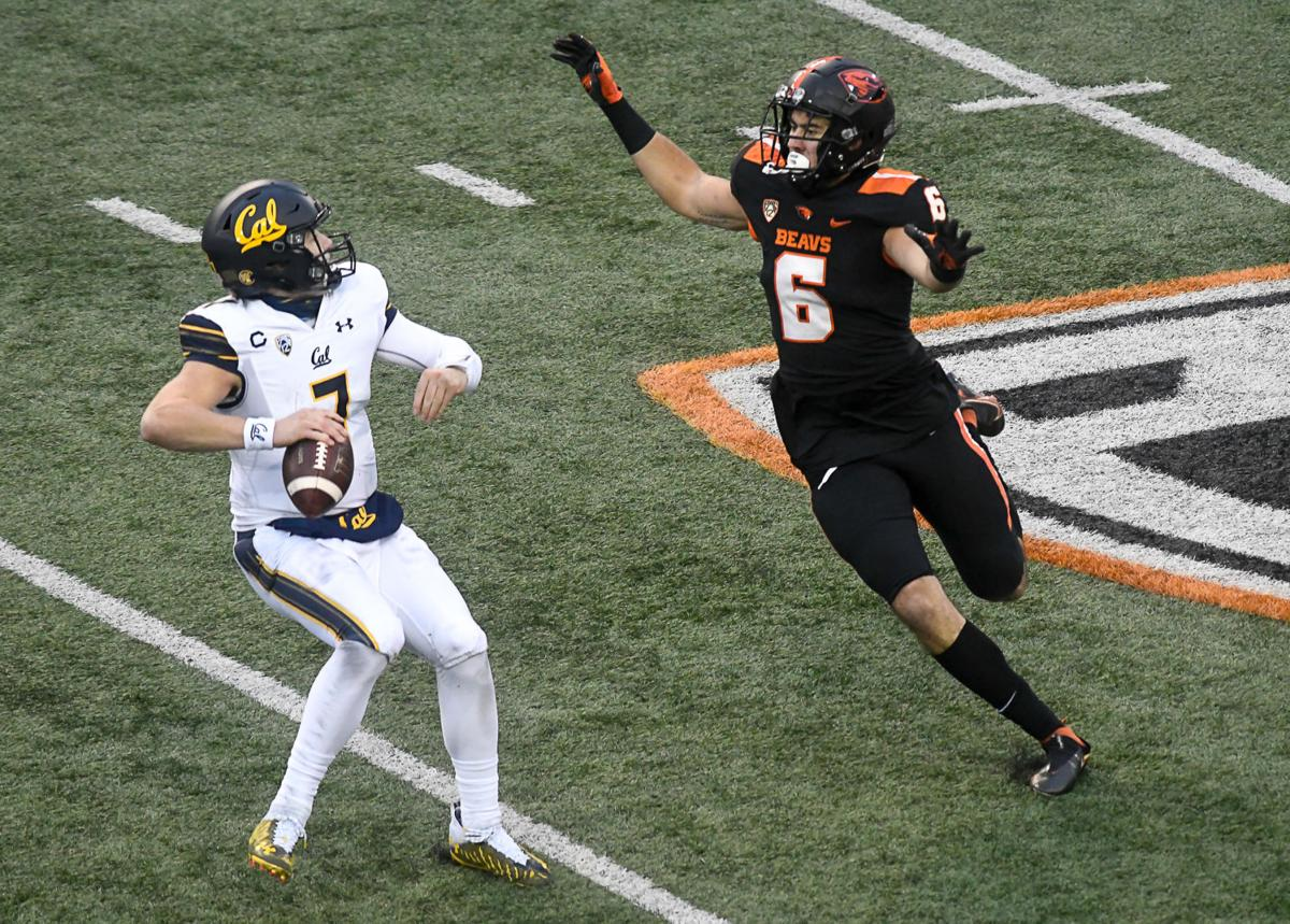 Oregon State vs California 28