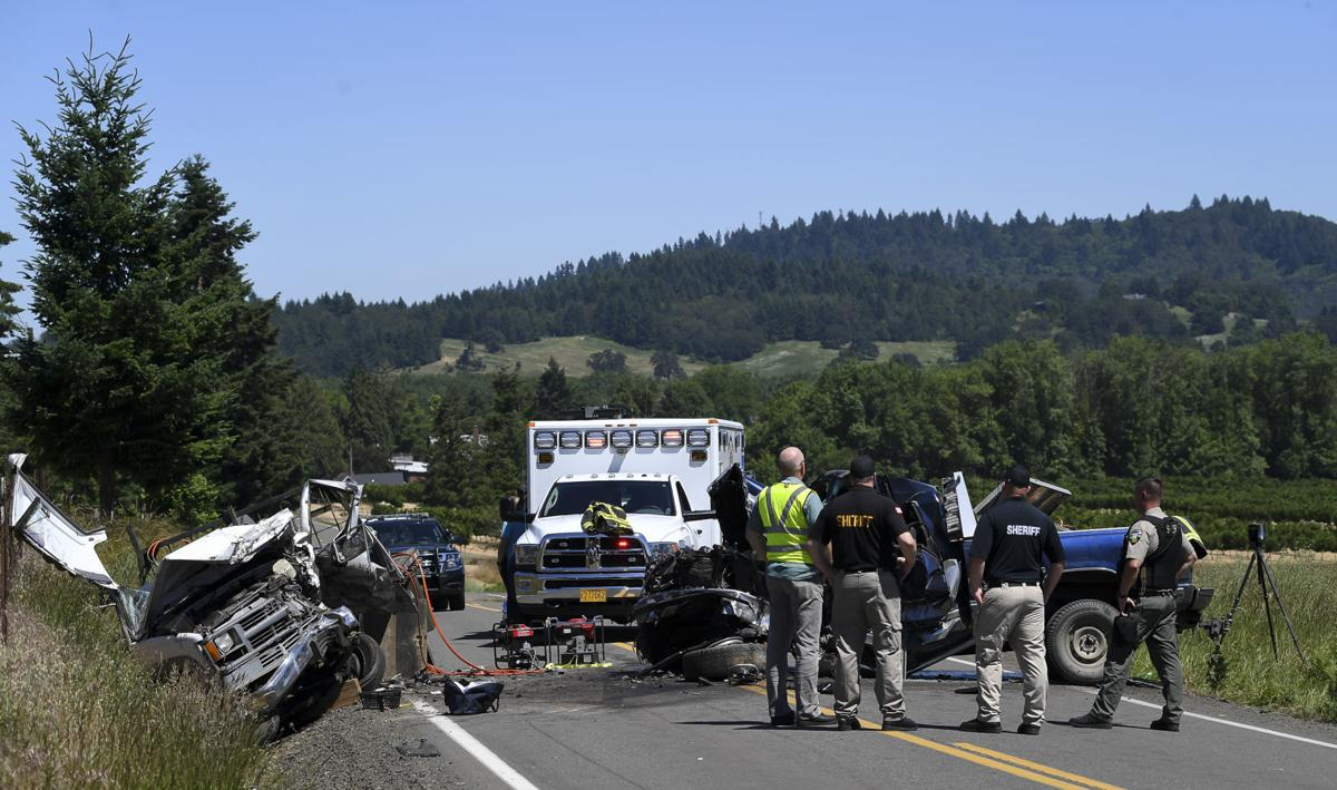 One dead in crash near Alpine | Local | democratherald com