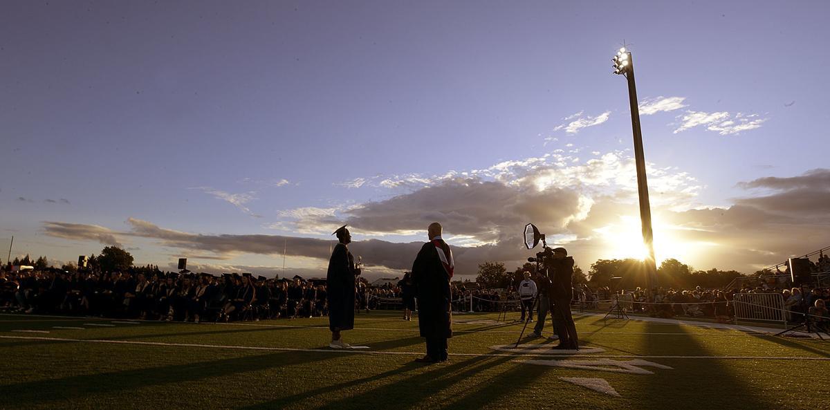 West Albany High School Graduation01
