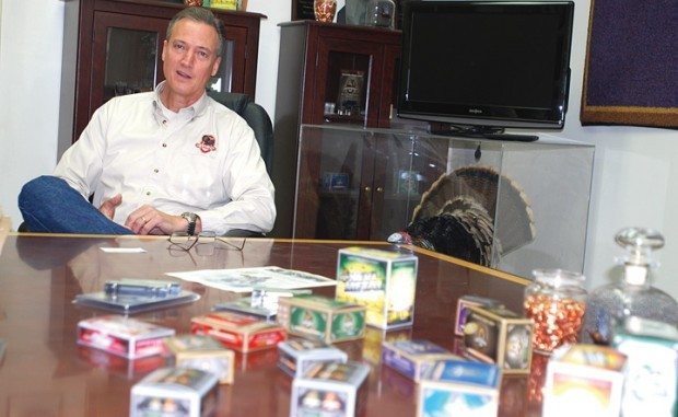 Business booming for Sweet Home shotgun pellet manufacturer | Local
