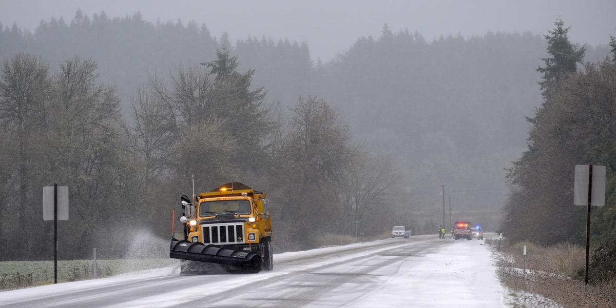 Winter storm chances upgraded   Local   democratherald com