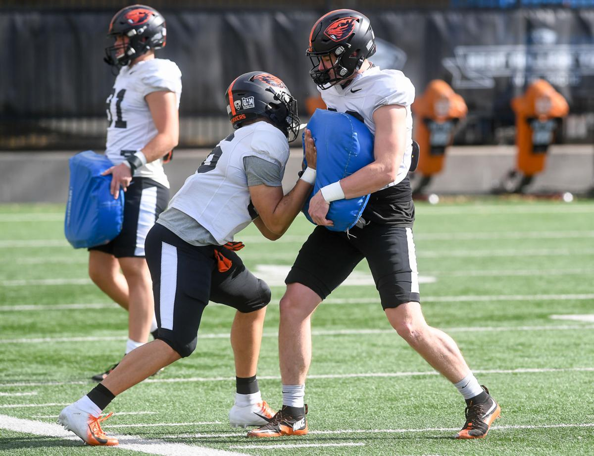 Gallery: Oregon State Spring football 02