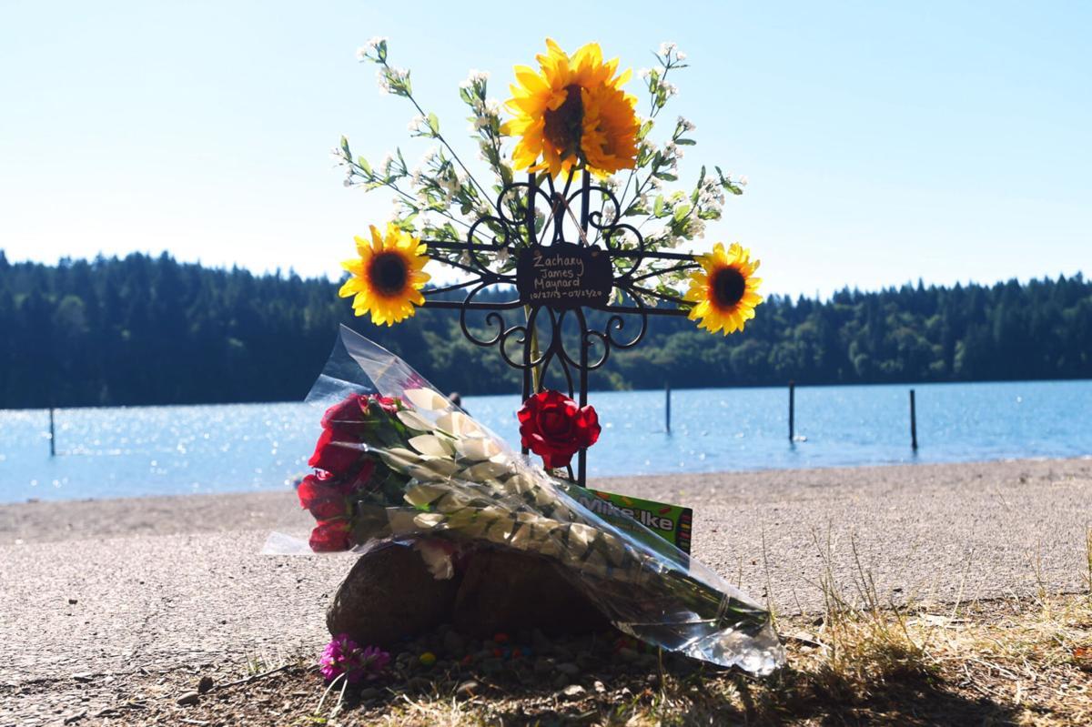 Memorial for Zachary Maynard
