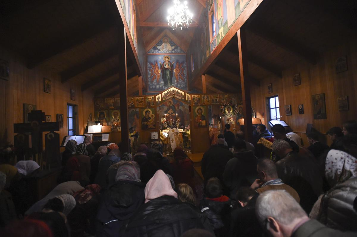 A consecration at Russian Orthodox church | Local