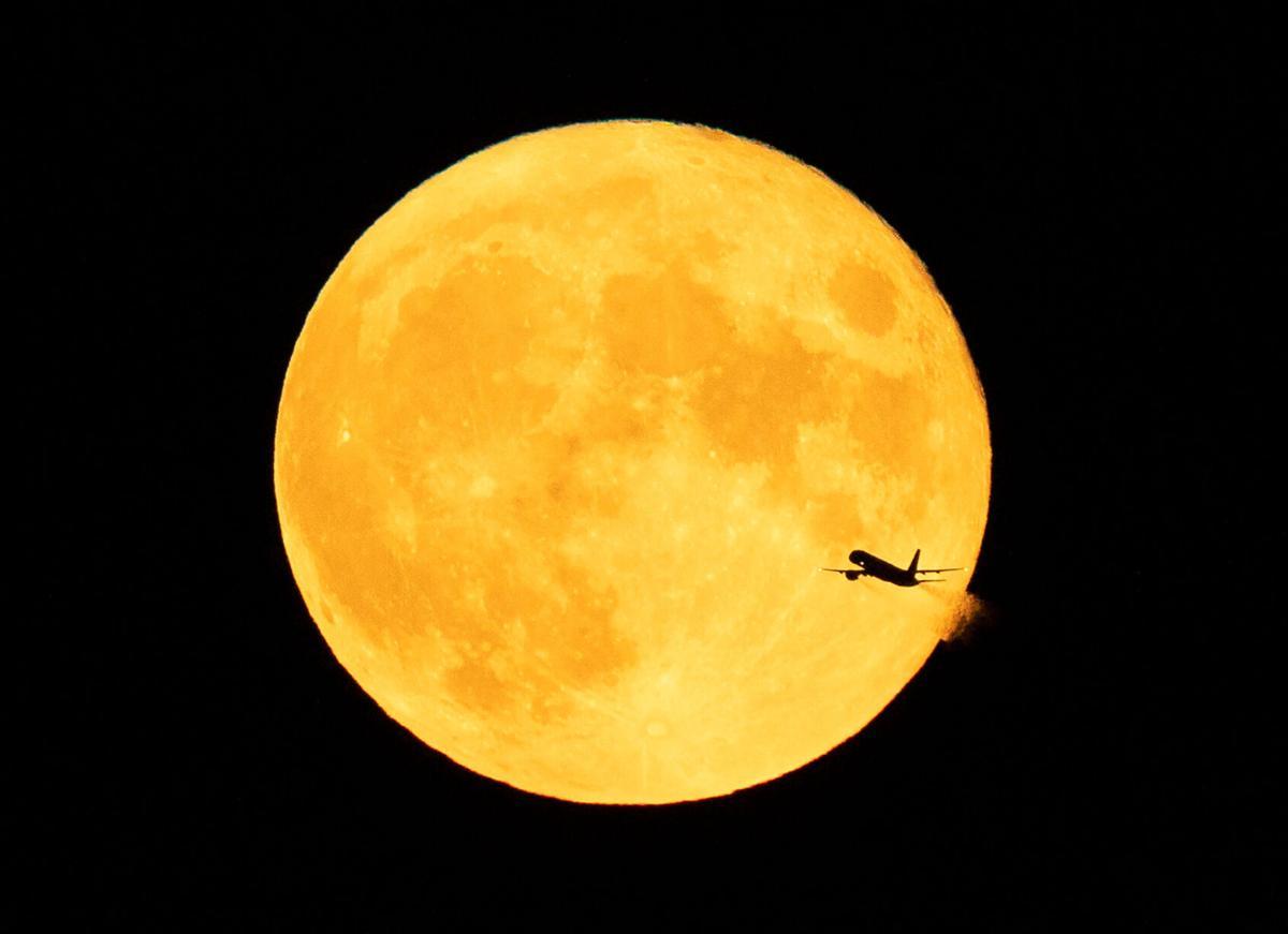 A rare blue moon will light up the sky on Halloween