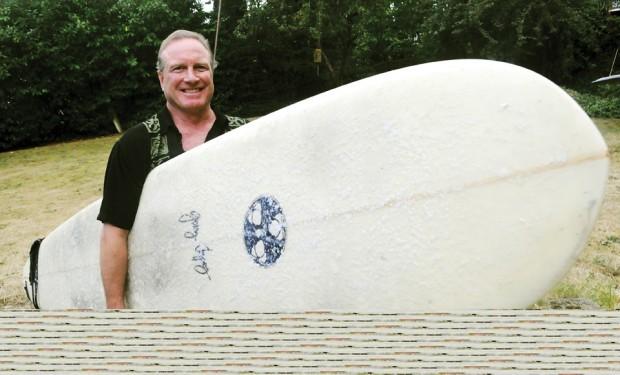 Surfer Saves Fishermen