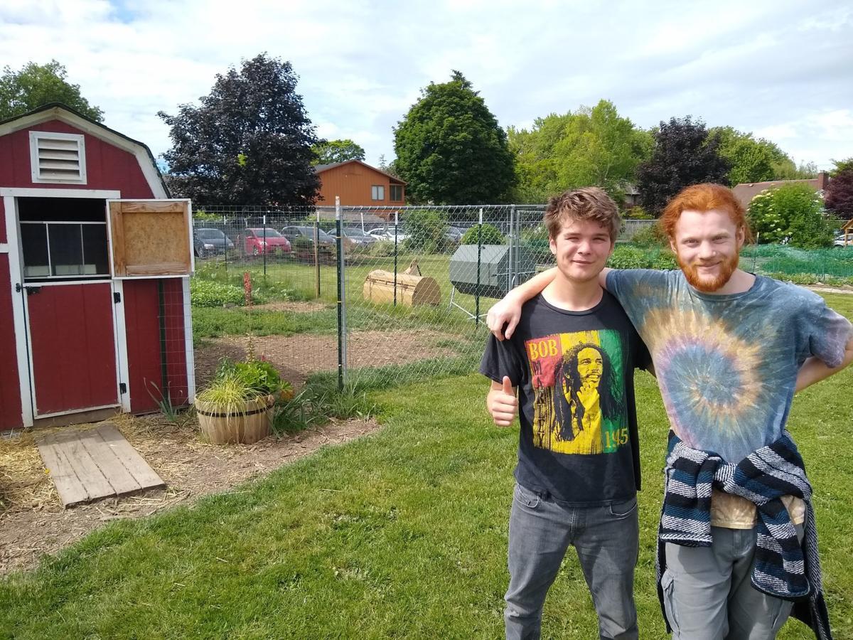 Urban Farm graduates