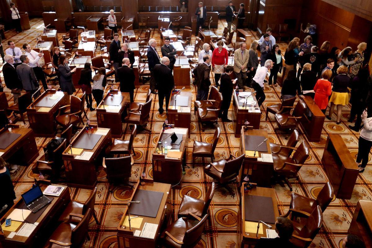 Oregon Legislature (copy) (copy) (copy)