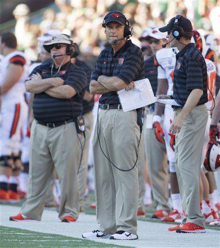 OSU football: Mike Riley
