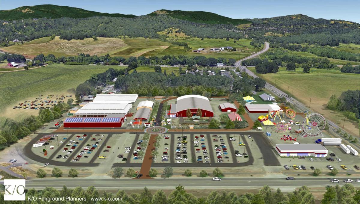 Benton County Fair 2020.Benton County Commissioners Ok New Fairgrounds Master Plan
