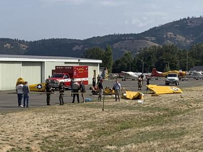 Plane crash kills 2 as fly-in set to start in Oregon | News