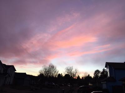 Sunset 3-16-19