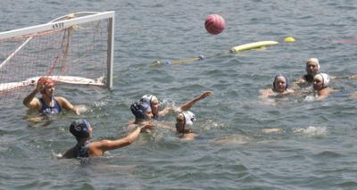 Water polo at Foster