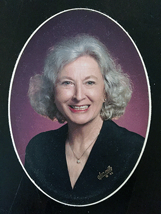 Mary Lou (Mullins) Bourns