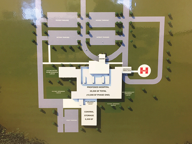 Hospital Overhead