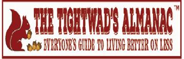 The Tightwad's Almanac