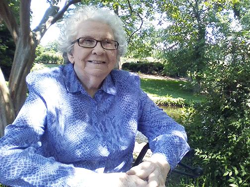Mrs. Margaret Cromer