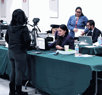 Mexican Consulate Mobile Office assists over 230 people in